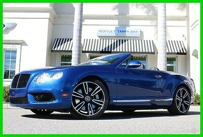 2015 Bentley Continental GT V8 2015 V8 Used Certified Turbo 4L V8 32V Automatic AWD Premium