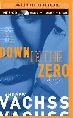 Burke: Down in the Zero 7 by Andrew Vachss (2015, MP3 CD, Unabridged)