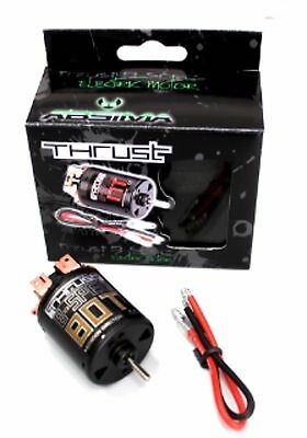 80T 80 x 2 DOUBLE Turn Tuned 540 BRUSHED Motor 1/10 RC EP Car Rock Crawler Truck