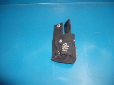 Aircraft Parts ENGLISH ELECTRIC CANBERRA UNDERCARRIAGE SWITCH LOCK SAFETY BAG