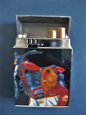 Vintage Camel Pro Motorsports Flip Top Lighter