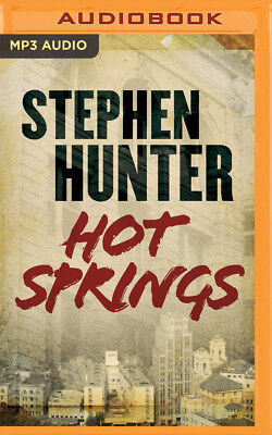 Earl Swagger: Hot Springs 1 by Stephen Hunter (2016, MP3 CD, Unabridged)