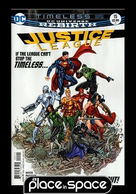 Justice League, Vol. 2 #15A (Wk07)