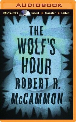 The Wolf's Hour by Robert R. McCammon (2014, MP3 CD, Unabridged)