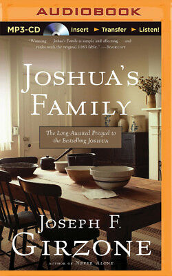 Joshua's Family by Joseph F. Girzone (2015, MP3 CD, Unabridged)