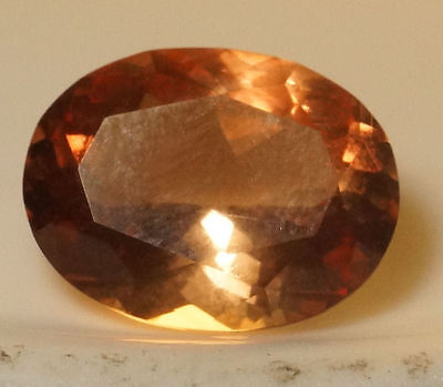 Oregon Sunstone, 13x10 mms,