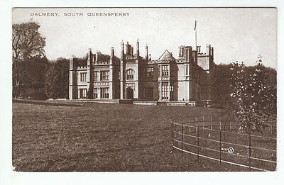 Dalmeny House South Queensferry West Lothian Photo Taken 1890 Valentines 13565