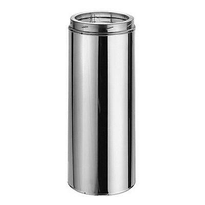 9402 6'' x 06'' DuraTech Chimney Pipe Stainless Steel