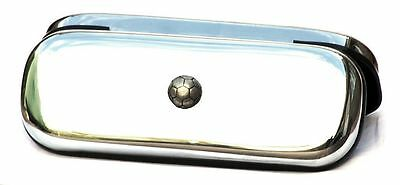Football Soccer glasses spectacles case Player Team Gift FREE ENGRAVING