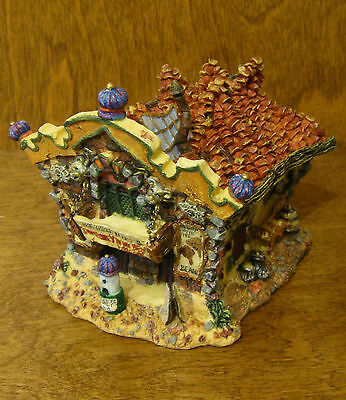 Boyds Bearly-Built Villages #19017 THE ROXBEARY THEATER, New From Retail Store