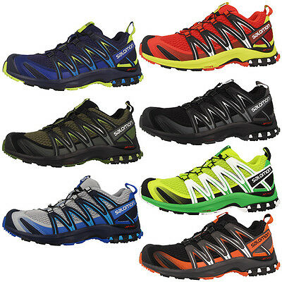 Salomon XA PRO 3D Men Laufschuhe Herren Outdoor Schuhe Ultra Trekking Trail CS