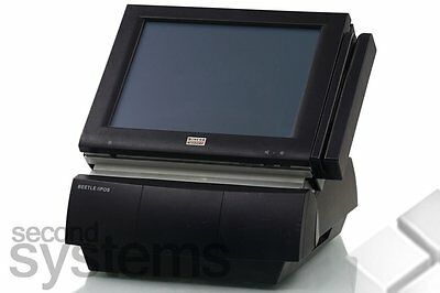 Siemens Nixdorf Beetle IPOS ALL-IN-ONE Touchscreen Kassensystem schwarz