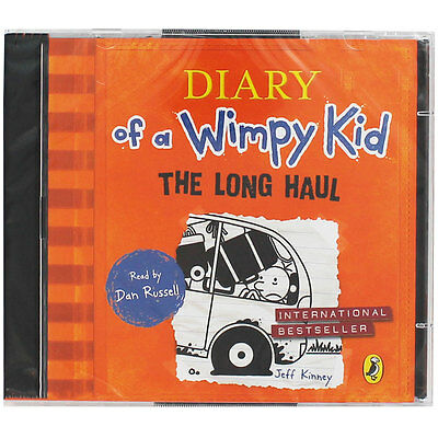 The Long Haul - Diary Of A Wimpy Kid - Audio Book (CD), Audio Books, Brand New