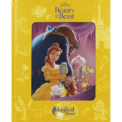 Beauty And The Beast Magical Story (Hardback), Children's Books, Brand New