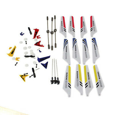 Quick Wear Part Blades Set for Syma S107G RC Helicopter Full Replacement Parts