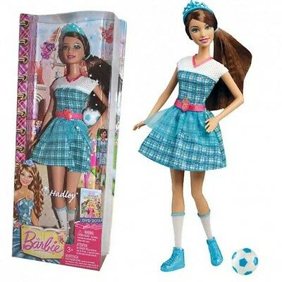 Barbie - Princess Charm School - Doll Schoolgirl Hadley