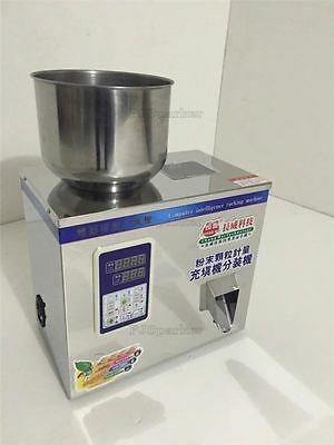 Weighing And Filling Machine 2-100G Semi-Automatic Particle Subpackage Device E