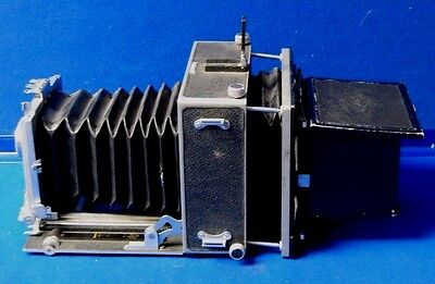 Vtg MPP Micro Technical Large Format 5x4 Camera/1:4.7/135 Lens (Hospiscare)