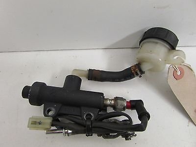 Yamaha YZFR 125 YZFR125 08 to 13 Rear Brake Master Cylinder Complete