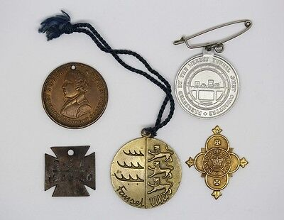 Small Lot of Medals & Medallions #6