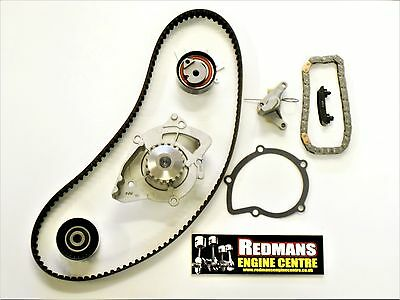 Peugeot 2.0 16V hdi timing belt kit chain kit/water pump  DW10ATED4 FORD/CITROEN