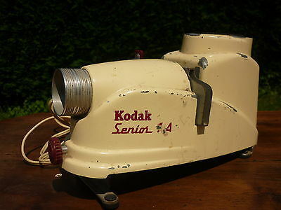 1950 Ancien Projecteur Diapositive Kodak Design Senior N°1 A
