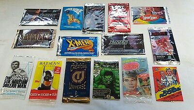 Trading Cards Sleeves - ☆☆ COLLECTORS ☆☆ ASSORTED OLD TIME GREATS