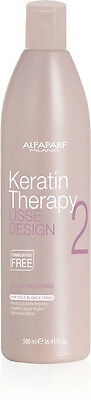 Alfaparf Lisse Design Keratin Therapy Silver Smoothing Fluid 500 ml