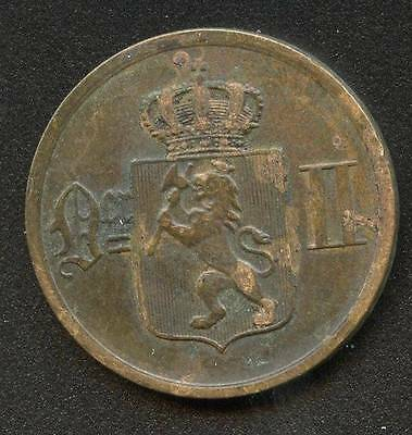 Norway 2 Ore 1876 Coin As Shown