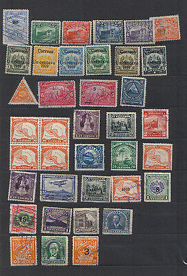 El Salvador 1915-38 Collection