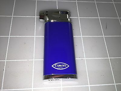 Judd's NEW Comoy's Blue Pipe Lighter