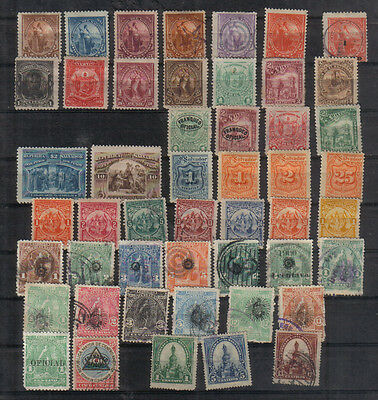 El Salvador 1894-1903 Collection