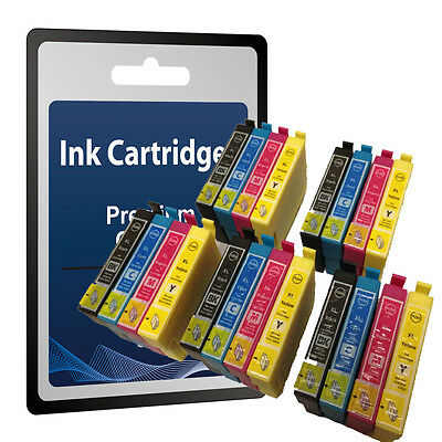 20 Ink Cartridge for Epson WorkForce WF-2510WF WF-2650DWF WF-2750DWF