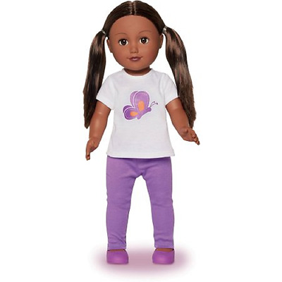 """My Life as an African American Everyday Girl 18"""" Doll"""