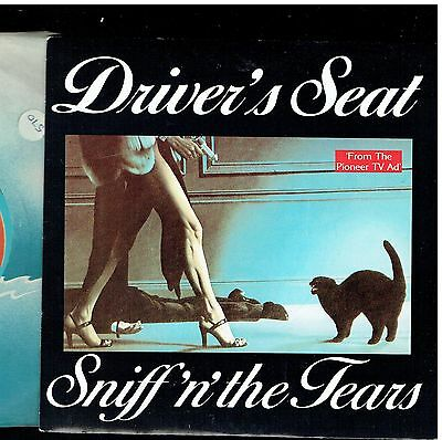 Sniff N Tears Driver's Seat Ps 45 1980