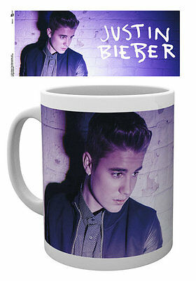 Justin Bieber Mug - PURPLE LIGHT - Official Licensed ceramic mug MG1613