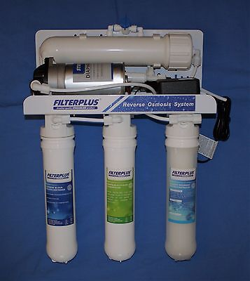 Filterplus CLK Reverse Osmosis Water Filter for Discus Marine & Window Cleaning
