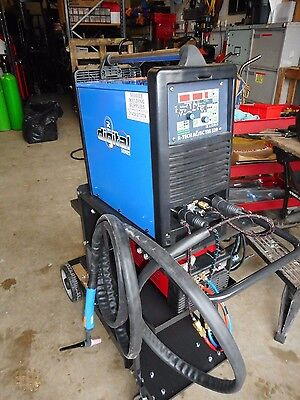 R-Tech Ac/dc 320 Amp Tig Welder. Water Cooled