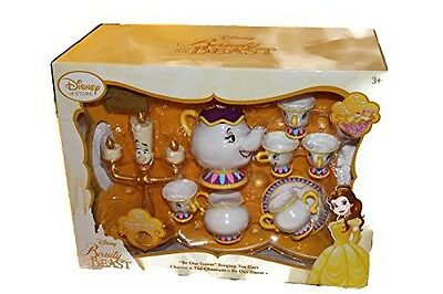 Disney Interactive Studios Disney Store Beauty and the Beast Be Our Guest