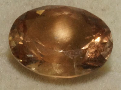 BEAUTIFUL OREGON SUNSTONE!,9x7 mms,