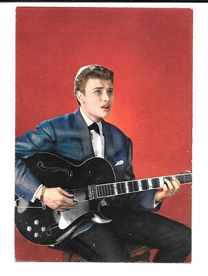 CP ANCIENNE JOHNNY HALLYDAY  EPI 1063  made in france