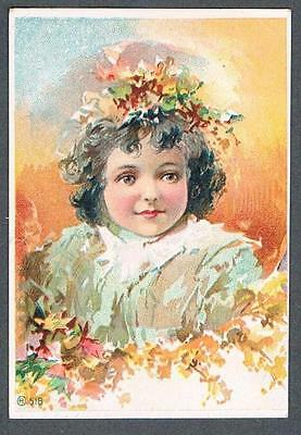 Original 1900's Mendels Kingston's Ladies Ready-To-Wear Advertising Trade Card