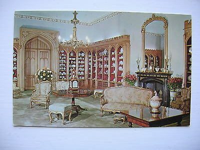 Scone Palace, The Library.