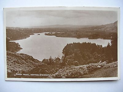 Loch Trool, Newton Stewart  -  Near Wigtown, Whithorn etc.