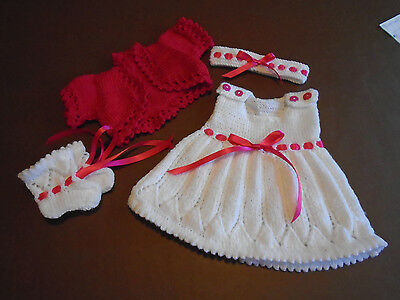 """dolls clothes set 16/18"""" annebelle / baby born type doll"""