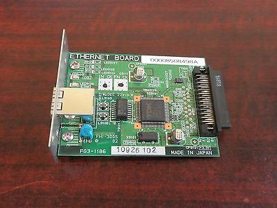 Canon ImageRunner 2200/3300/5000 Copier Replacement Ethernet Network NIC Card