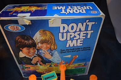 Vintage Don't Upset Me Game - Ideal - Retro