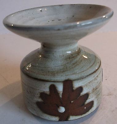 Beautiful Little Wide Rimmed Briglin  Pot/vase.free Uk Postage.