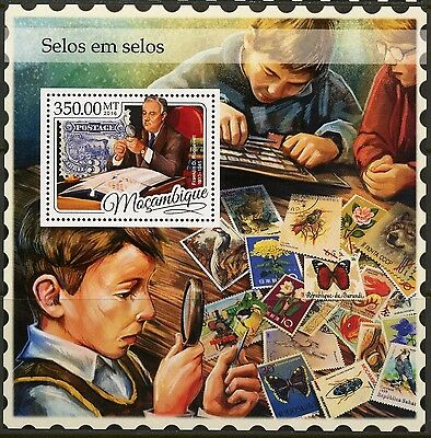 Mozambique 2016 Stamp Collecting S/sheet  With Franklin D.roosevelt Mint Nh