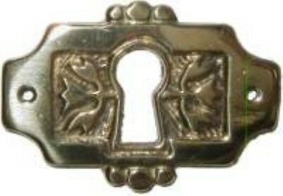 Eastlake Victorian Style Keyhole cover vintage antique restore furniture cover